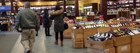 Arlington Wine & Liquor is one of Upstate.