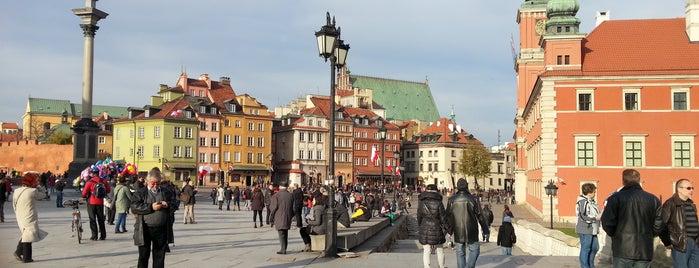 Stare Miasto is one of Tempat yang Disimpan Andrea.
