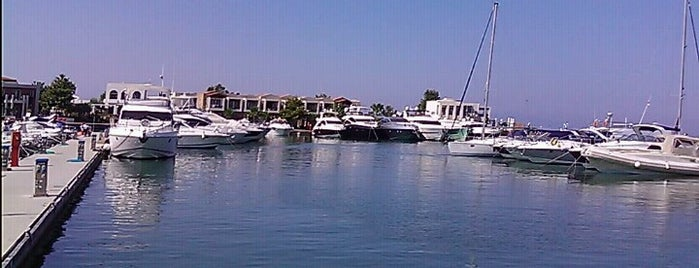 Sani Resort is one of สถานที่ที่ Ihor ถูกใจ.
