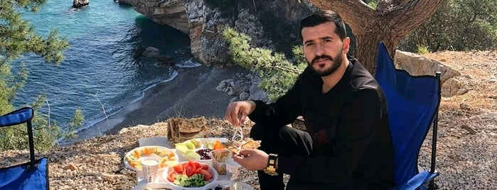 Gizli Koy is one of Antalya.