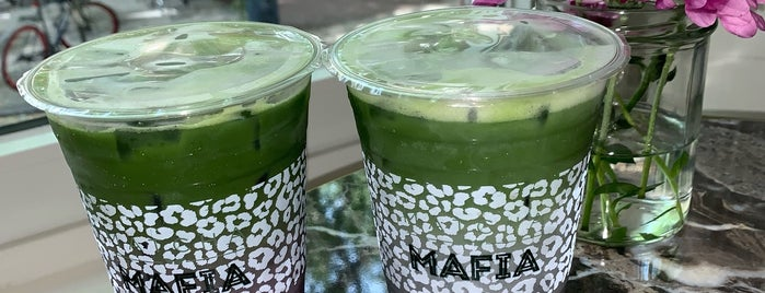 Matcha Mafia is one of Amsterdam.