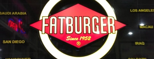 Fatburger is one of Maui places to check out.