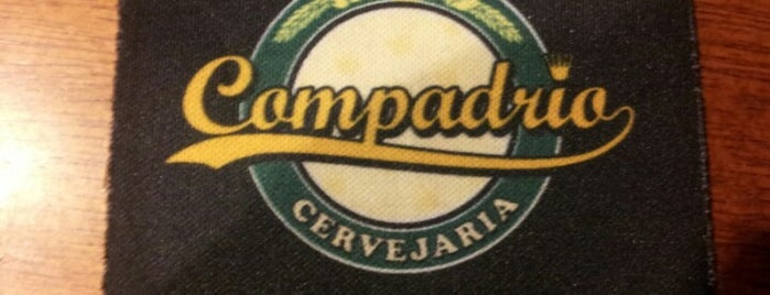 Cervejaria Compadrio is one of Botecagem SP.