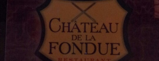 Chateau de La Fondue is one of Brunoさんのお気に入りスポット.