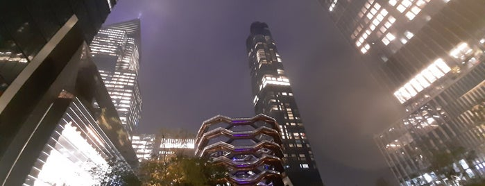 Hudson Yards is one of NYC 2019.