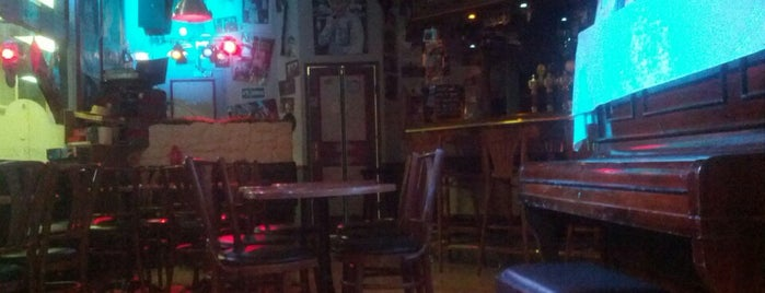 Les Copains D'abord is one of favorites bars.