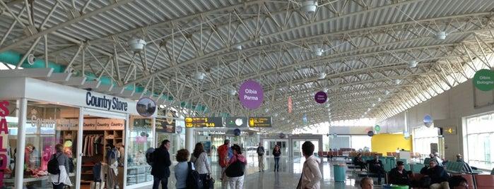 Aeroporto di Olbia-Costa Smeralda (OLB) is one of Airports.