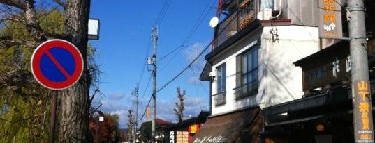 Miyagawa Morning Market is one of takayama.