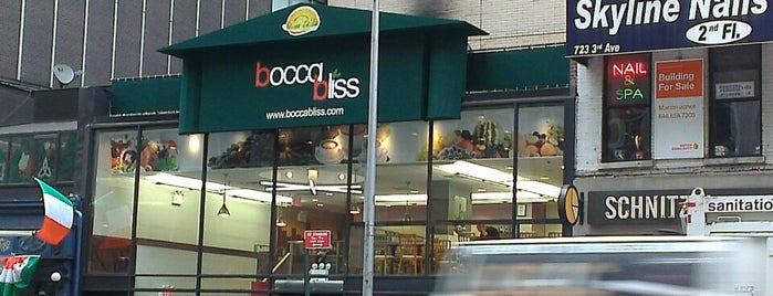 Bocca Bliss is one of Salesforce 685 Lunch Spots.
