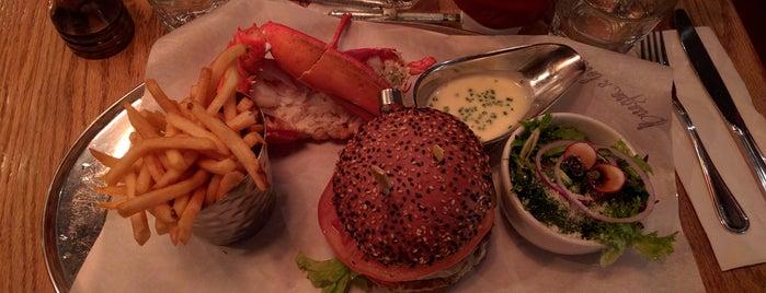 Burger & Lobster is one of Orte, die Jason gefallen.