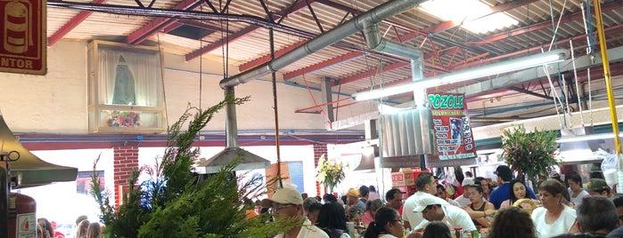 Mercado de Antojitos is one of MEXICO CITY.