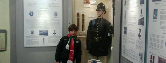 Glasgow Police Museum is one of brexit-tour 2018.