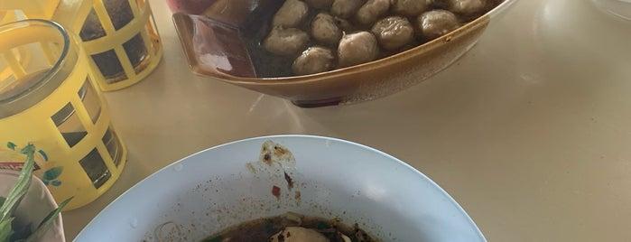 หลานโกฮับ ก๋วยเตี๋ยวเรือ is one of BKK_Noodle House_1.