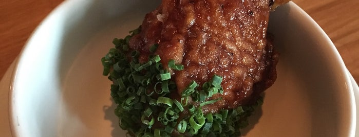 Watershed on Peachtree is one of Atlanta's 24 Most Iconic Dishes.