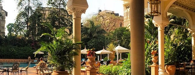 Taj Mahal Palace & Tower is one of International: Hotels.