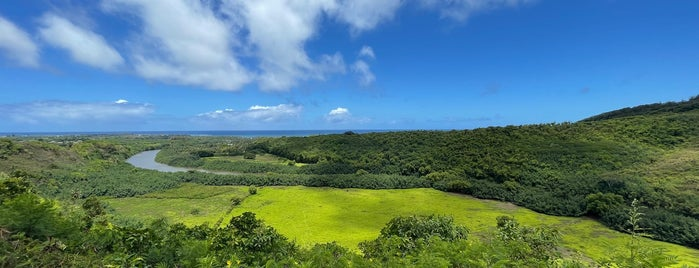 Wailua River State Park is one of Kauai, HI.