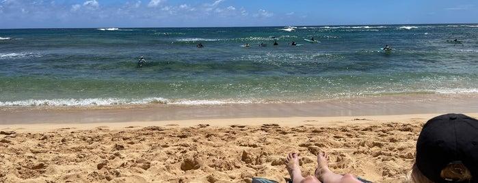 Kiahuna Beach is one of Hawai'i.