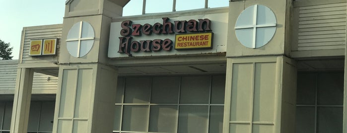 Szechuan House is one of Joshua 님이 좋아한 장소.