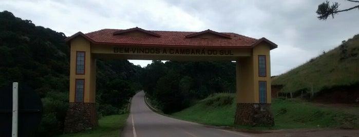 Cambará do Sul is one of Cidades do Rio Grande do Sul.