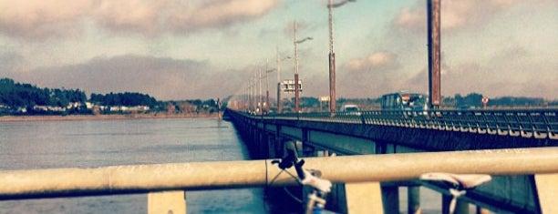 Puente Llacolén is one of สถานที่ที่ Luis ถูกใจ.
