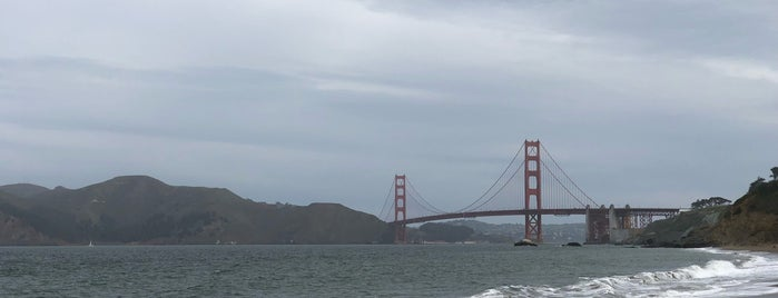 Baker Beach is one of Orte, die Michel gefallen.