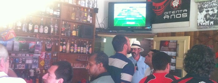 Bar do Toninho is one of Curitiba Old School.