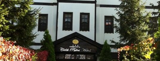 Safranbolu Çelik Palas Hotel is one of Altuğ : понравившиеся места.