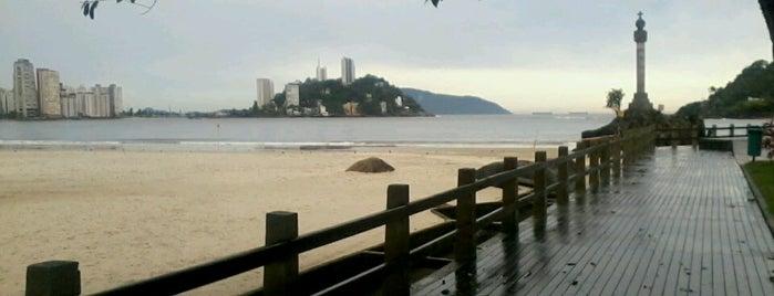 Praia da Biquinha is one of My list restaurantes.