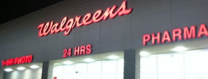 Walgreens is one of favorites 1.