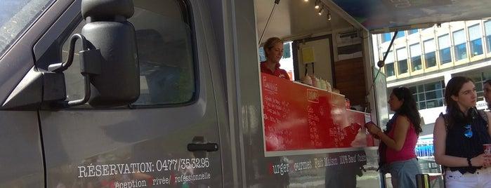 Urban Cook - Food Truck is one of Tempat yang Disukai 👓 Ze.