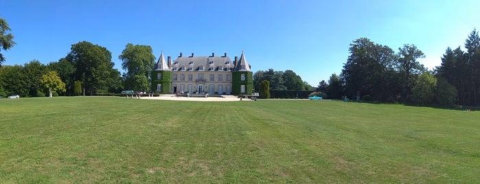 Chateau de la Hulpe is one of Jean-François : понравившиеся места.