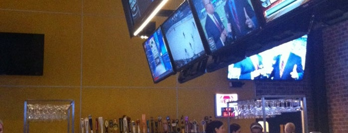 Buffalo Wild Wings is one of Christopher's Liked Places.