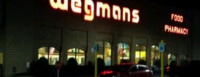 Wegmans is one of RV vacation.