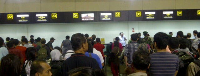Terminal 1 (T1) is one of Tempat yang Disukai RizaL.