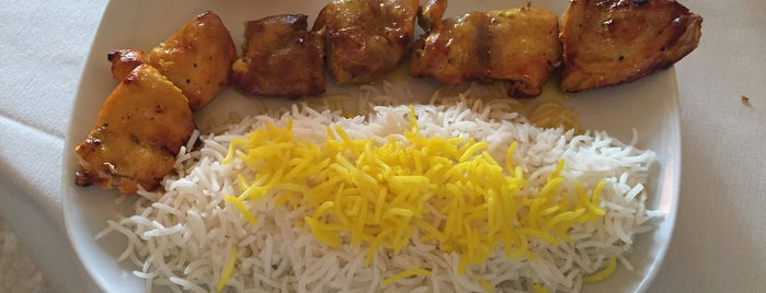 Kabob House is one of Ryan's Saved Places.