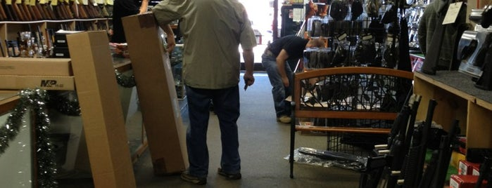 Classic Arms is one of West Tennessee Gun Stores and Ranges.