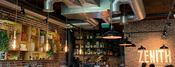 Zenith - Brunch & Cocktails is one of Restaurants.
