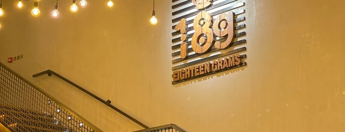 18 Grams Cafe is one of Majed 님이 좋아한 장소.
