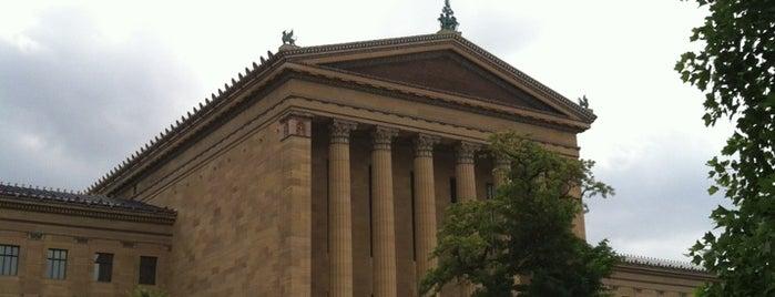 Philadelphia Museum of Art is one of Pennsylvania.