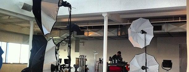 Milk Studios is one of Fashion Week Haunts.