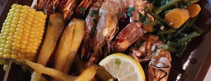 Demokritos Restaurant is one of Zypern.