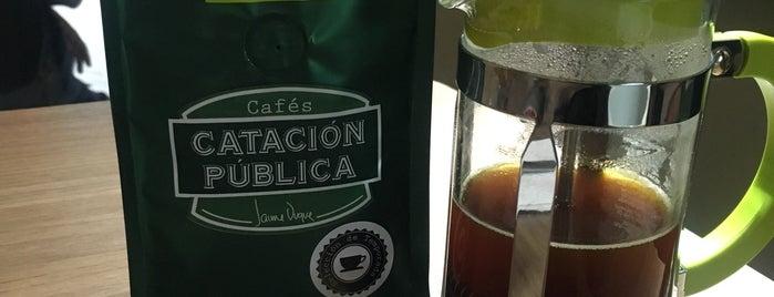 Catación Pública is one of Locais curtidos por Tania.