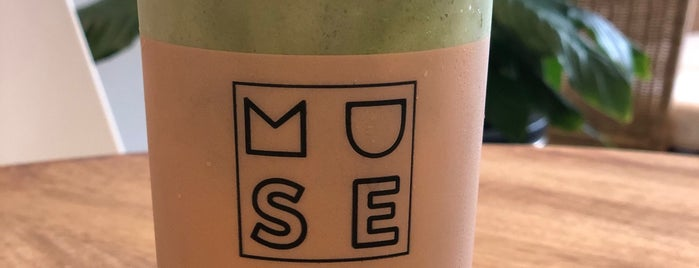 Muse Tea is one of Orte, die Tania gefallen.