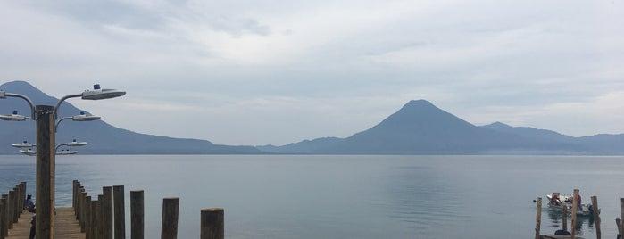 Lago Atitlán is one of Tania 님이 좋아한 장소.