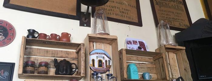 Café de La Abuela is one of Tania 님이 좋아한 장소.