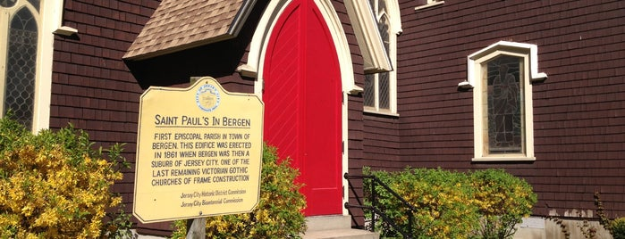 St. Paul's Episcopal Church is one of Anglican Churches/Cathedrals I've Visited.