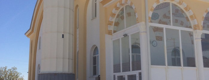 Ali Ulvi Kurucu Camii is one of Konya Meram Mescit ve Camileri.