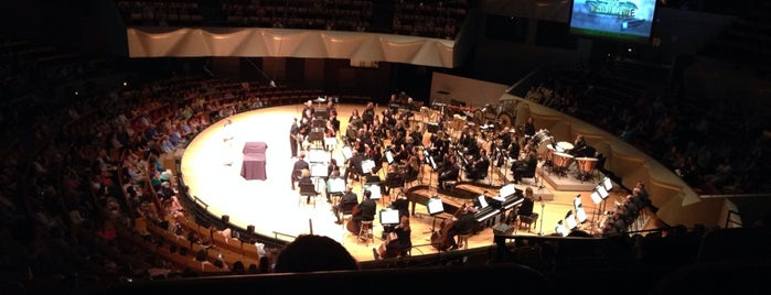 Boettcher Concert Hall is one of 36 Hours in Denver.