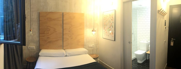 Hotel Magatzem 128 is one of barcelona baby.
