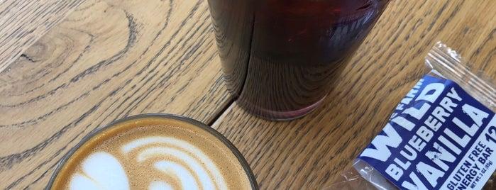 Cognoscenti Coffee is one of LA cafés/brunch spots.
